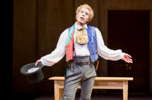 Jon Hudson Odom in An Octoroon at Woolly Mammoth Theater