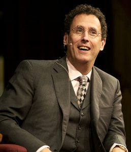 Angels in America playwright Tony Kushner