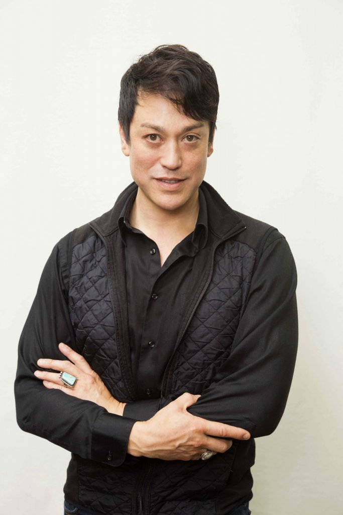 Choreographer Dana Tai Soon Burgess